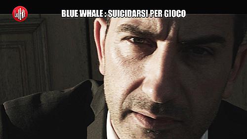 Blue Whale, suicidarsi per gioco